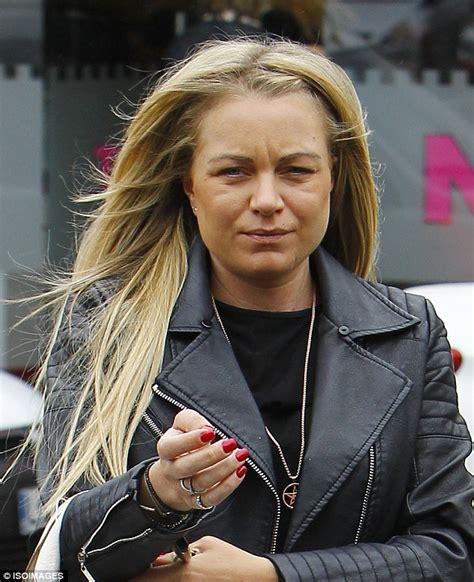 sharons new hair colour eastenders eastenders rita simons goes make up free as she goes to