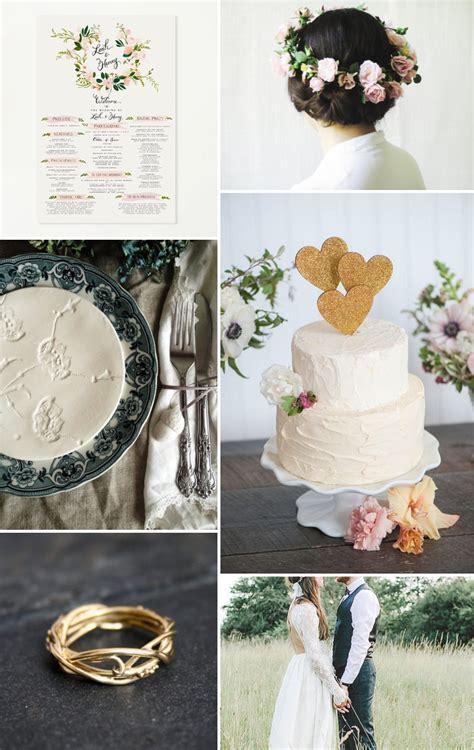 How To Create A Midsummer Night?s Dream Inspired Wedding
