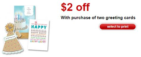 Target Gift Card Restrictions - target 2 off 2 greeting cards coupon no restrictions possible free cards