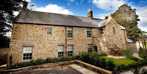 Northumberland Luxury Cottages by Self Catering Cottages Alnmouth Northumberland
