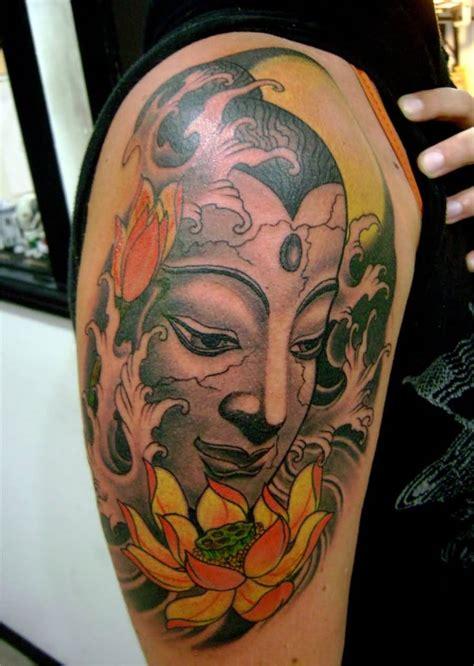 buddha lotus tattoo designs lotus ideas and lotus designs page 5