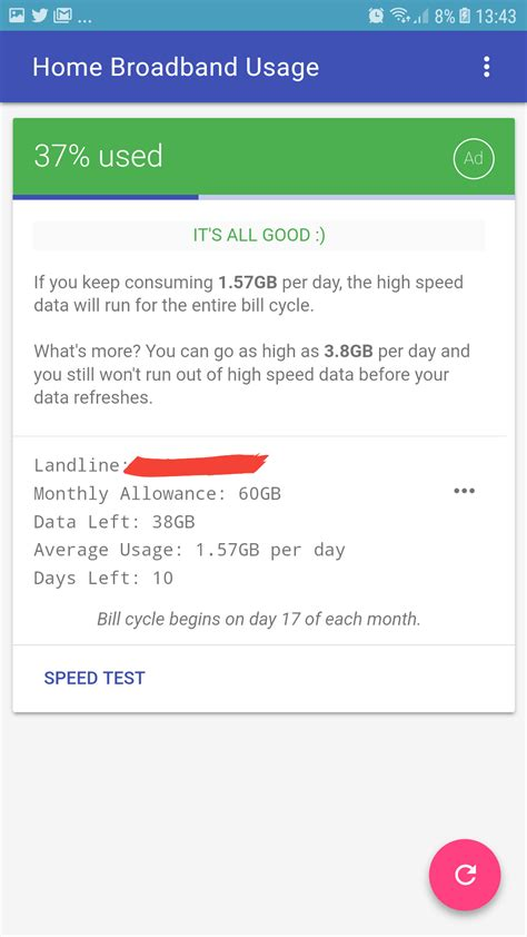 www airtel in my account section easy way to check airtel broadband data usage online