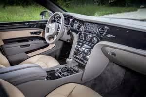 Bentley Mulsanne Interior Pictures Drive 2017 Bentley Mulsanne