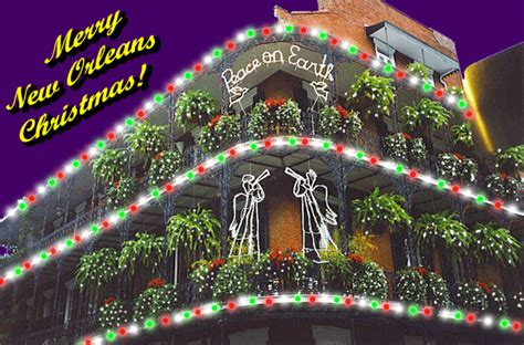 nola christmas lights tour the roosevelt celebration in