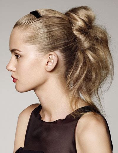 easy hairstyles for hair easy preppy updo hair styles