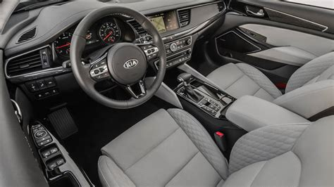 2017 kia cadenza sedan review with price horsepower and