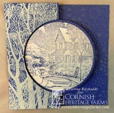 cornish heritage farms rubber sts 53 best images about kinkade cards on