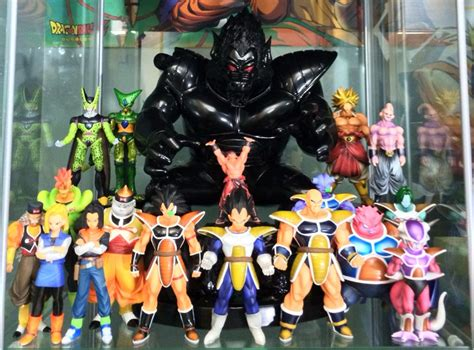 Hscf Saiyan Goku the complete capsule x nike collection 2014 figures toys gashapons collectibles