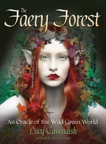 the faery forest an the faery forest oracle alchemy arts