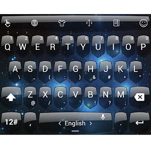 keyboard themes for kindle app keyboard theme shield space apk for kindle fire