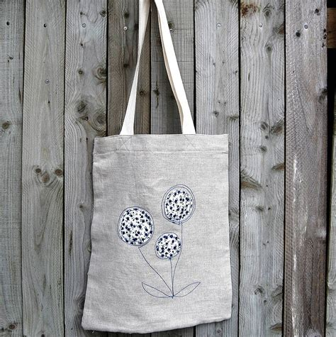 Handmade Shopping Bags - handmade at poshyarns shopper bag by handmade at poshyarns