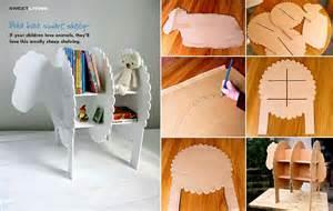 Diy Ideas For Bookshelves Diy Sheep Bookshelves Diy Projects Usefuldiy 245998