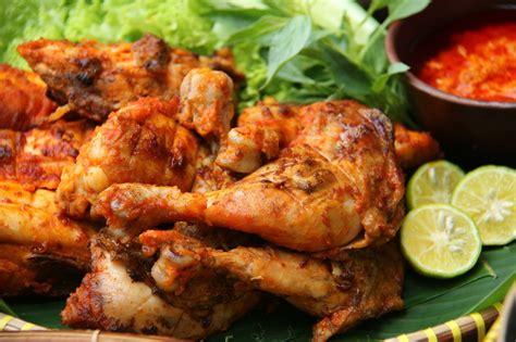 resep ayam bakar kecap pedas manis masak  hari