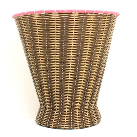 Paper Basket - chocolate gold paper basket milagros