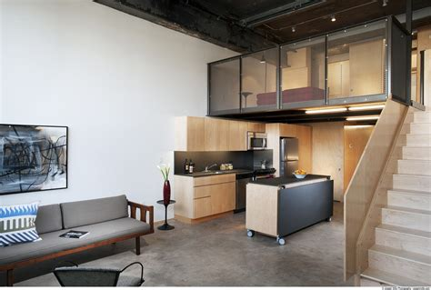Modern Apartment Okc Guardian Lofts Architect Magazine Oklahoma City