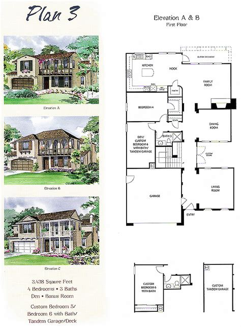 valencia bridgeport the island floor plans valencia ca