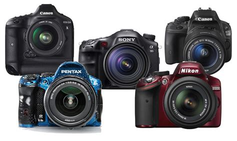 best cameras best dslr cameras 2015 the best interchangeable lens