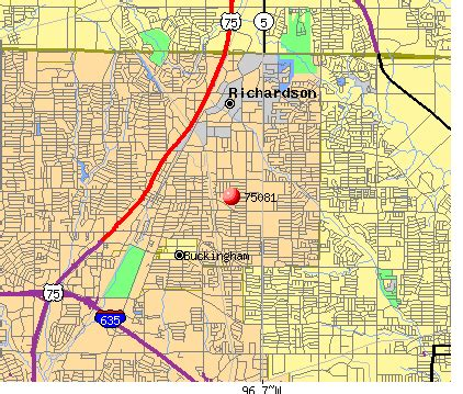richardson map 75081 zip code richardson profile homes