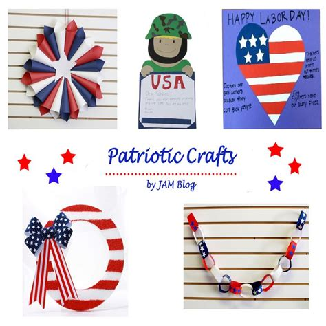 check out these and patriotic crafts for labor
