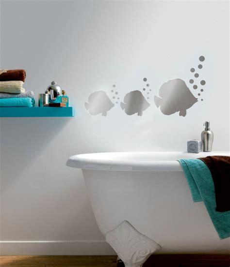 stickers baignoire stickers muraux en 55 photos pour personnaliser les murs