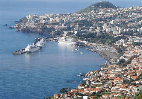 funchal cruise funchal madeira island portugal cruise schedule