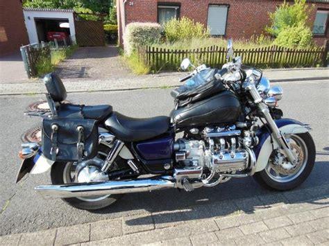 Motorrad Honda Vertragswerkstatt by Honda F6c Valkyrie Gepflegter Zustand 56700 Km In