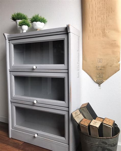 seagull gray milk paint cabinets cabinet in seagull gray l black custom color mix