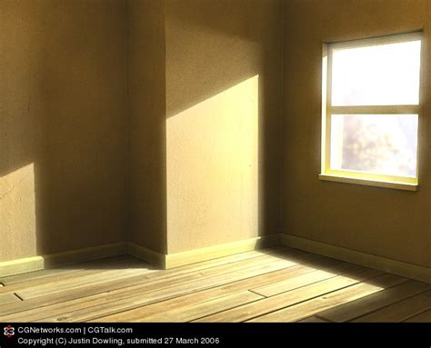 In A Room by Sun In An Empty Room After Edward Hopper By Justin