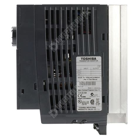 Toshiba Vf S15 Inverter 7 5hp toshiba vf s15 0 4kw 230v 3ph ac inverter drive speed