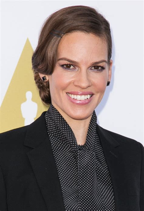 Hilary Swank The Office by Hilary Swank Picture 93 The Academy Of Motion Picture