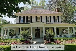 porch homes front porch envy a southern beauty for sale in georgia hooked on houses