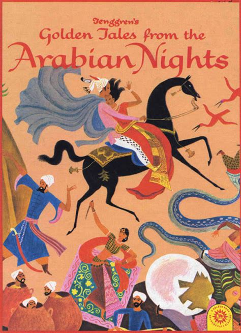 Tales From The Arabian Nights A the of children s picture books tales from the