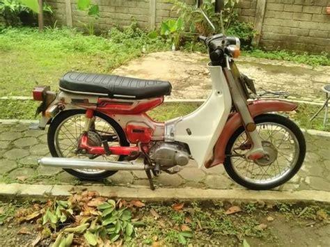 Yamaha Bebek V80 lapak motor bebek klasik bebek legendaris yamaha v80