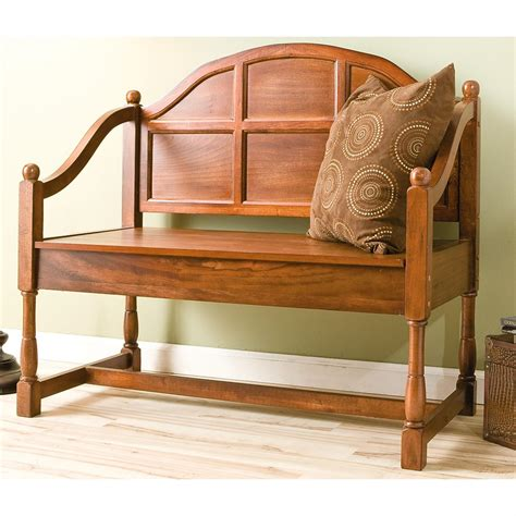 living room bench with storage cottage style storage bench 143907 living room at