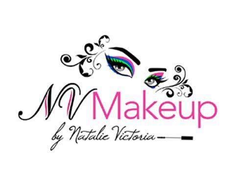 design a makeup logo nv makeup logo design 48hourslogo com