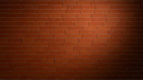 crashing brick wall revealing green background