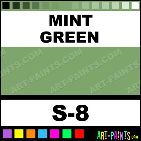 mint green translucent ceramic paints s 8 mint green paint mint green color fashenhues
