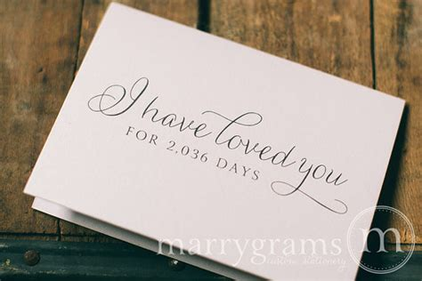 Wedding Card Groom To by Wedding Card To Your Or Groom I Loved You For