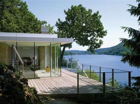 architect lake house plans house and home design luxamcc lake house by lhvh architekten 1 homedsgn