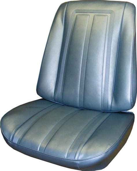 Seats Upholstery by Seat Upholstery Us Made 1966 Chevy Ii Seat Cover