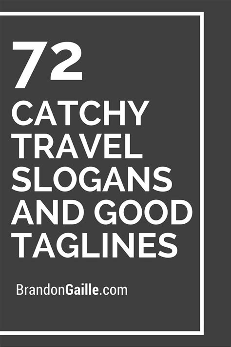 boat names that start with c 73 catchy travel slogans and good taglines travel and