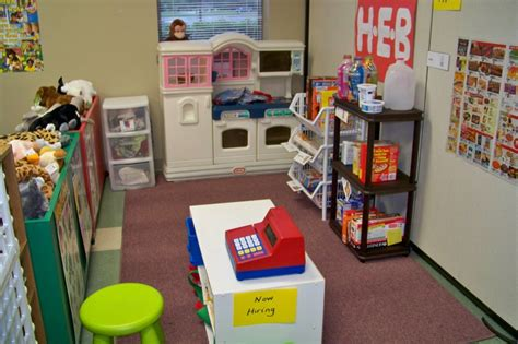 themes for grocery store dramatic play center ideas car interior design