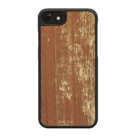 Indocustomcase Colection Iphone 7 Plus 8 Plus Cover wood d oro mahogany cover iphone 8 plus 7 plus cover in legno vintage collection