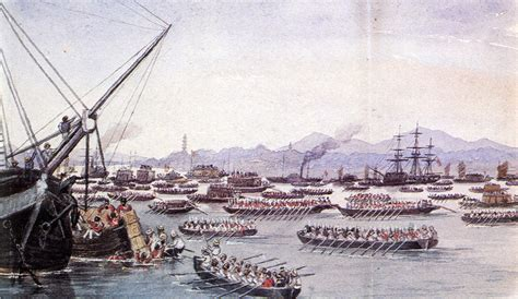 Wakai Nevy Kantong Merah 1 battle of canton may 1841