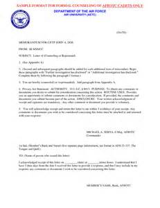Loc Rebuttal Template by Best Photos Of Sle Counseling Letter Employee