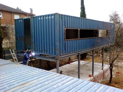 bauen mit containern container haus selber bauen container haus selber bauen
