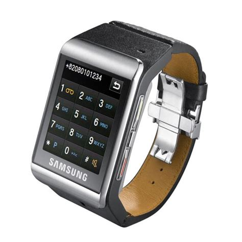 latest coolest gadgets samsung s9110 watchphone new