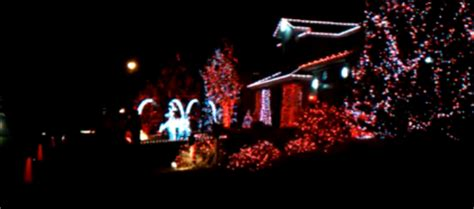 denver colorado homes christmas lights holiday displays
