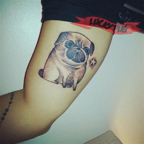 tattoo gallery ottawa this was one of the first pug tattoos to be submitted to