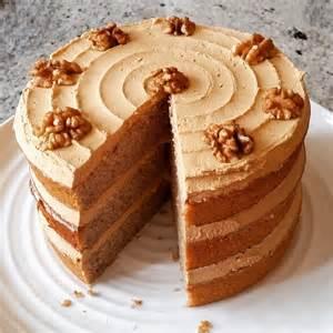 kaffee und kuchen englisch coffee and walnut cake richard burr